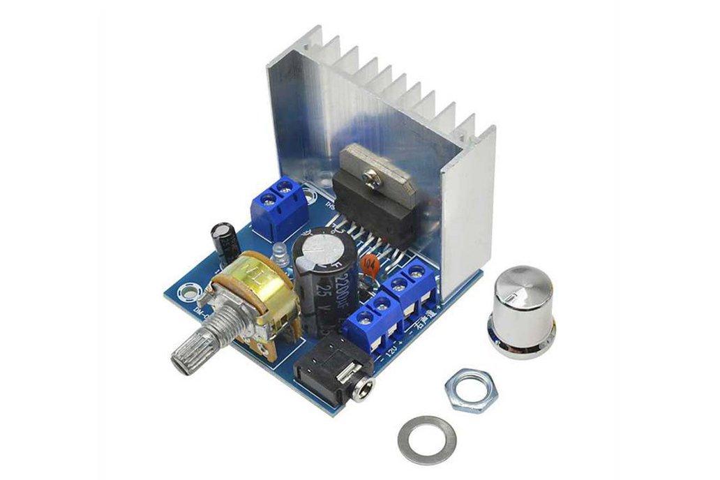 TDA7297 Version B Audio Amplifier Board 15W*2 1