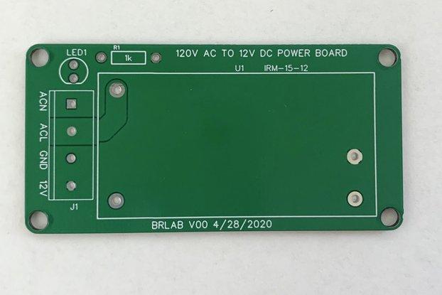 AC-DC Converter 12V 1.25A Board