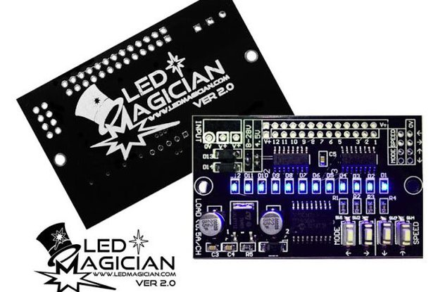 The LED Magician V2