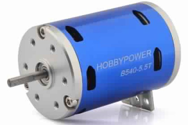 Brushless Motor for Car or Truck
