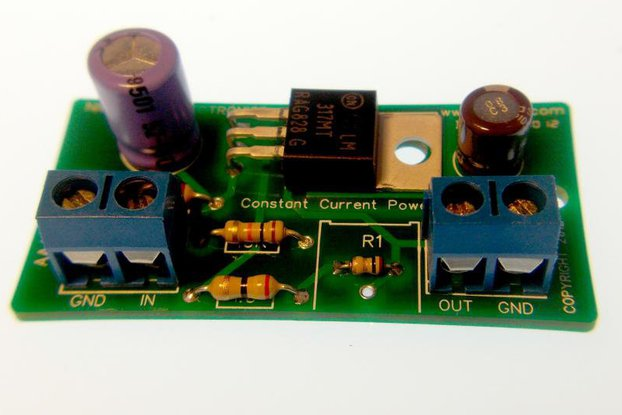 Constant-Current LED Power Supply Kit
