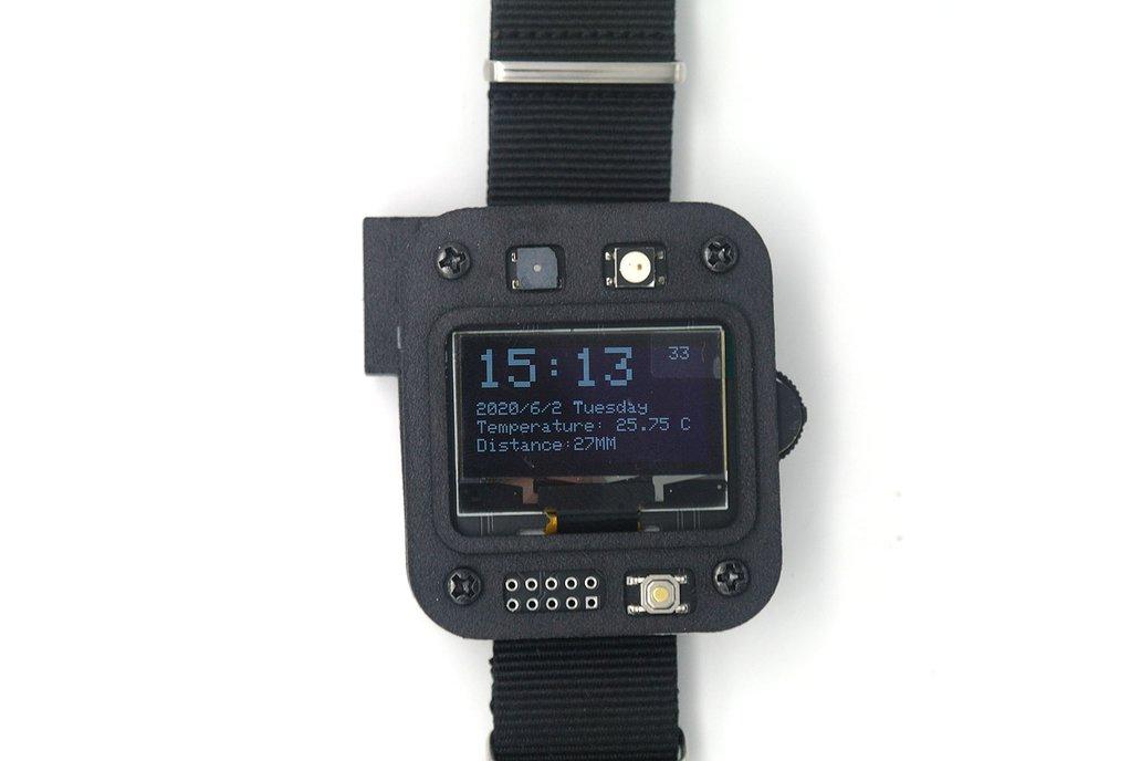 DSTIKE Bad Watch 1