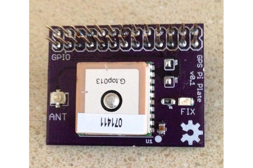 GPS Pi Plate 1