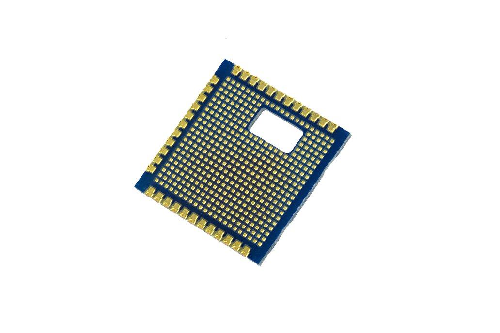 ACNSketch: DIY Breakout circuit board for ACN52832 1