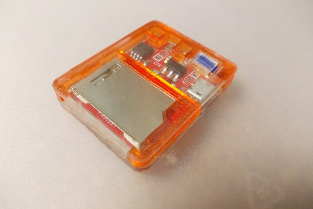 SD card locker (make true read-only SD/MicroSD)