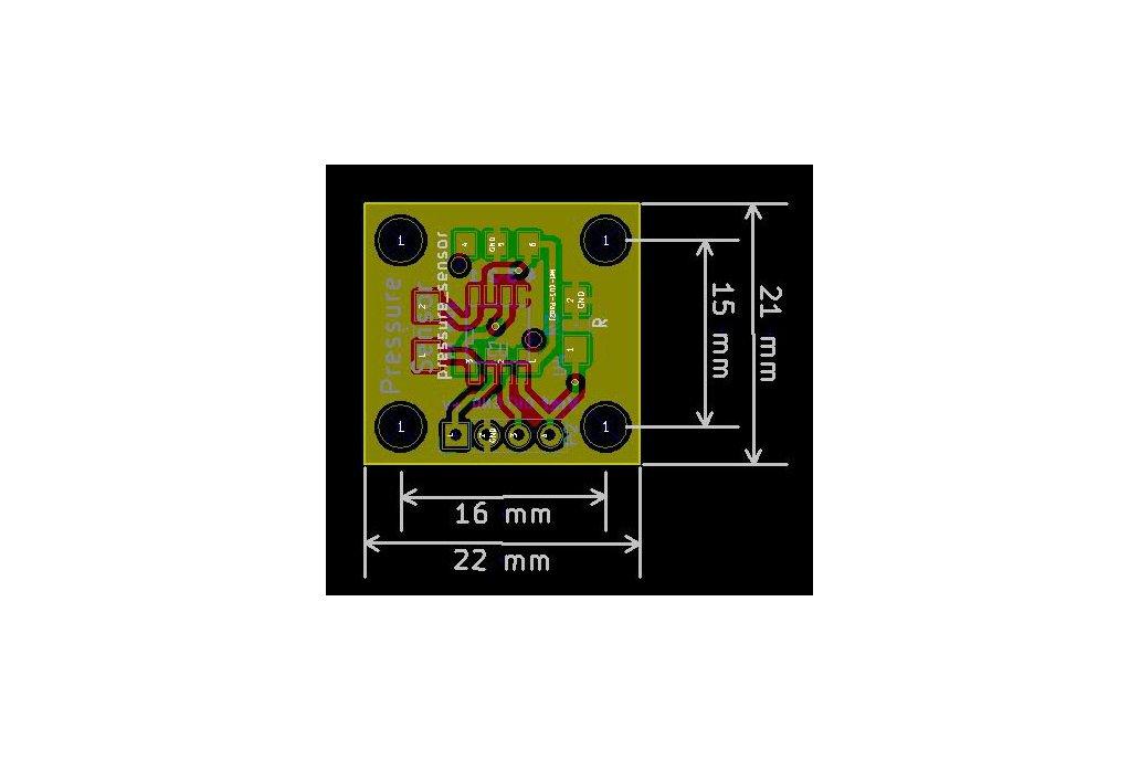 Air Pressure Sensor 3