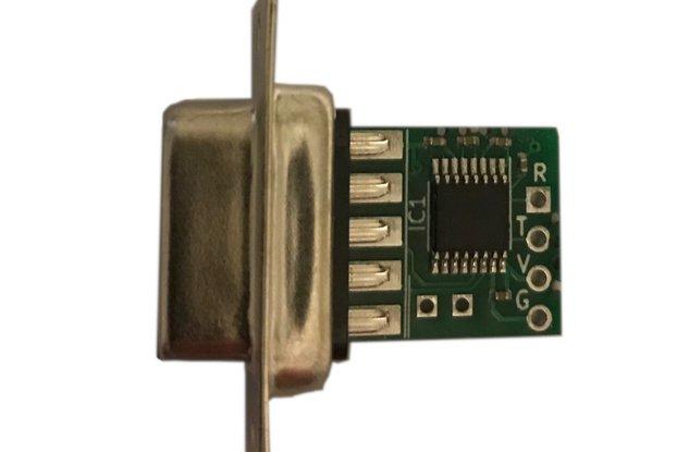 Mini RS232 Level Translator