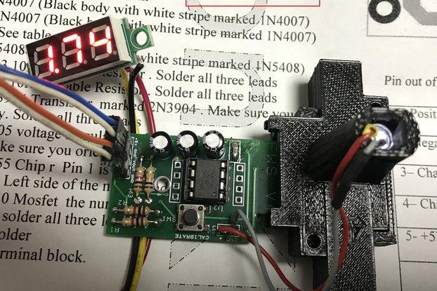 3D Printer TSL201 Filament Width Sensor