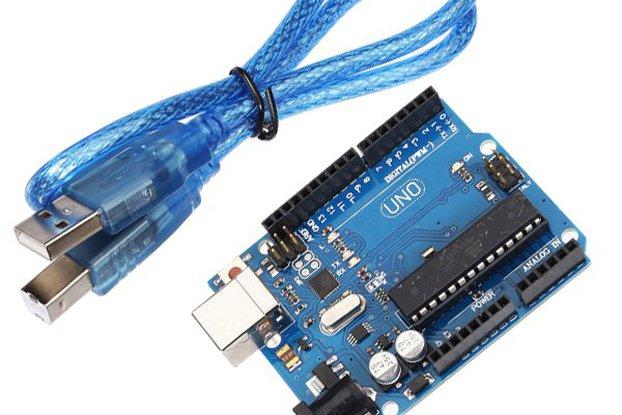 Arduino-Compatible R3 UNO Board