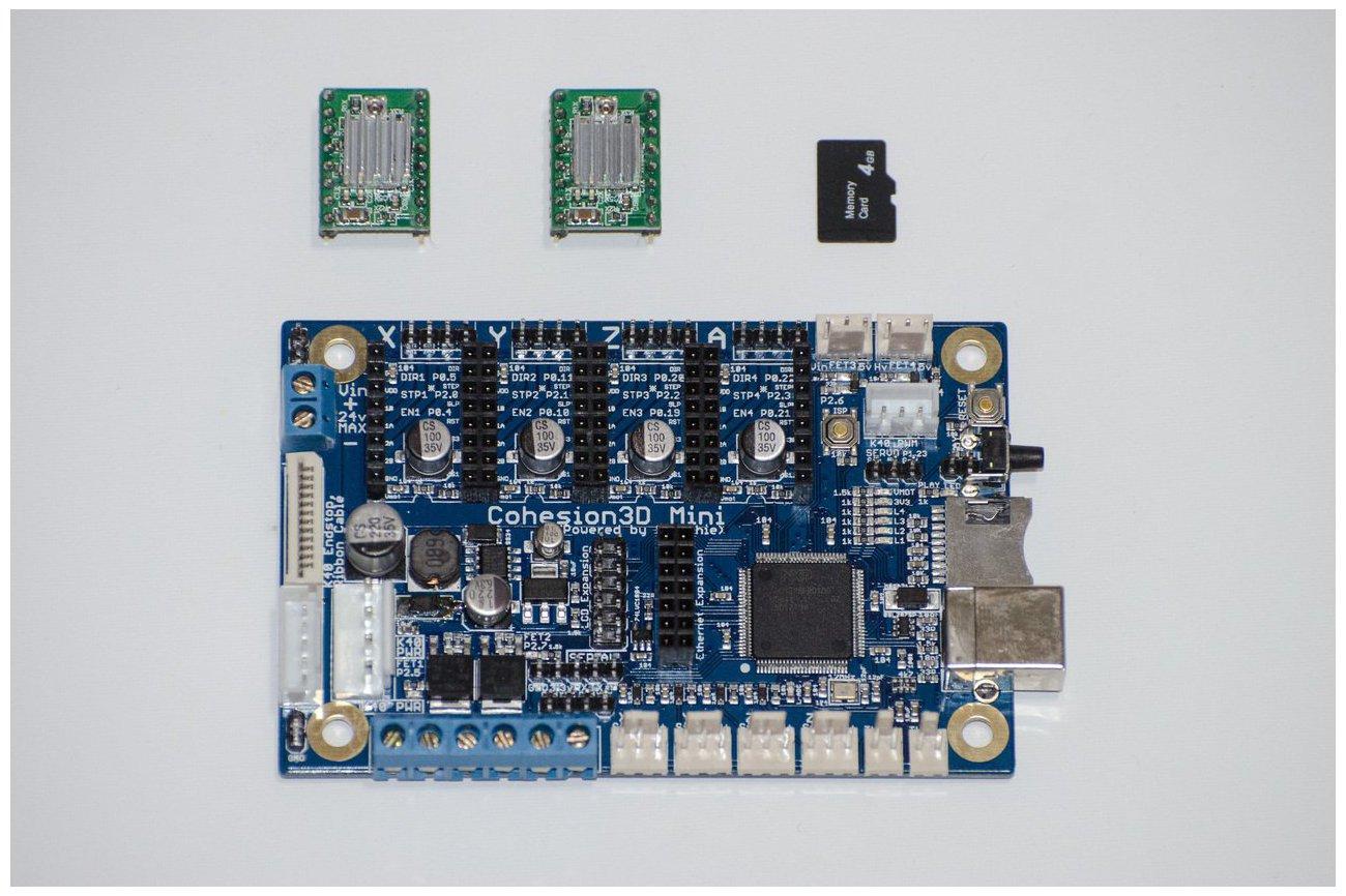 Cohesion3D Mini Laser Upgrade Bundle