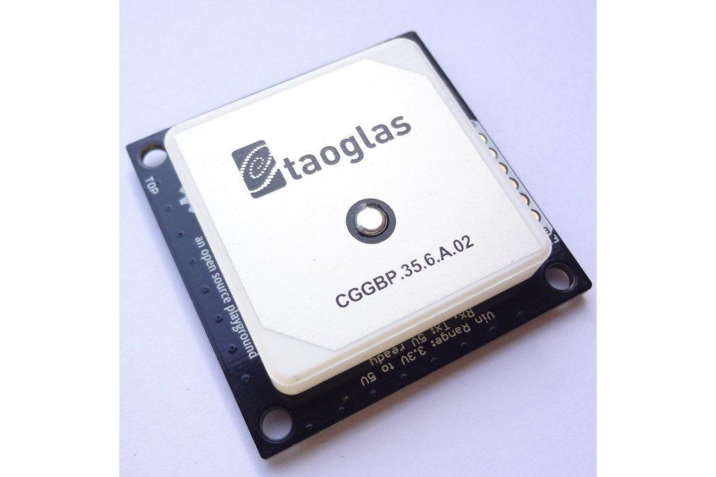 GPS Receiver - ublox MAX-M8Q (72 Channel)