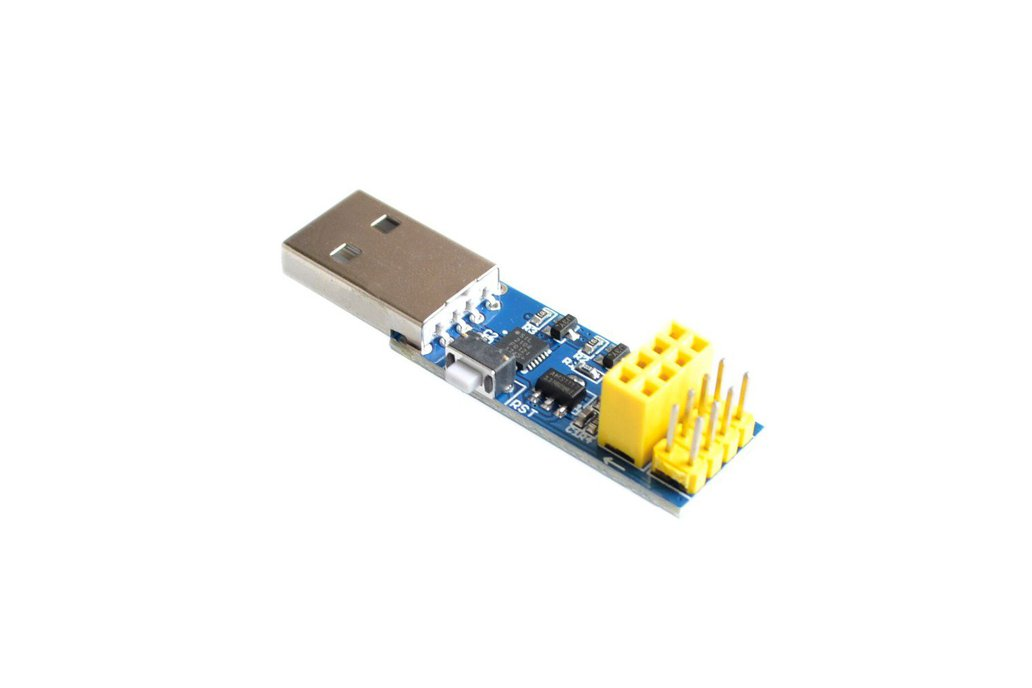 ESP-01 Programmer Debugger 1