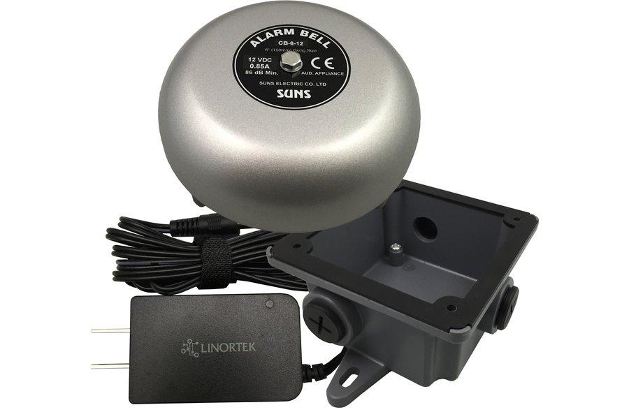 Netbell-2-1Bel Loud Electric School Bell System