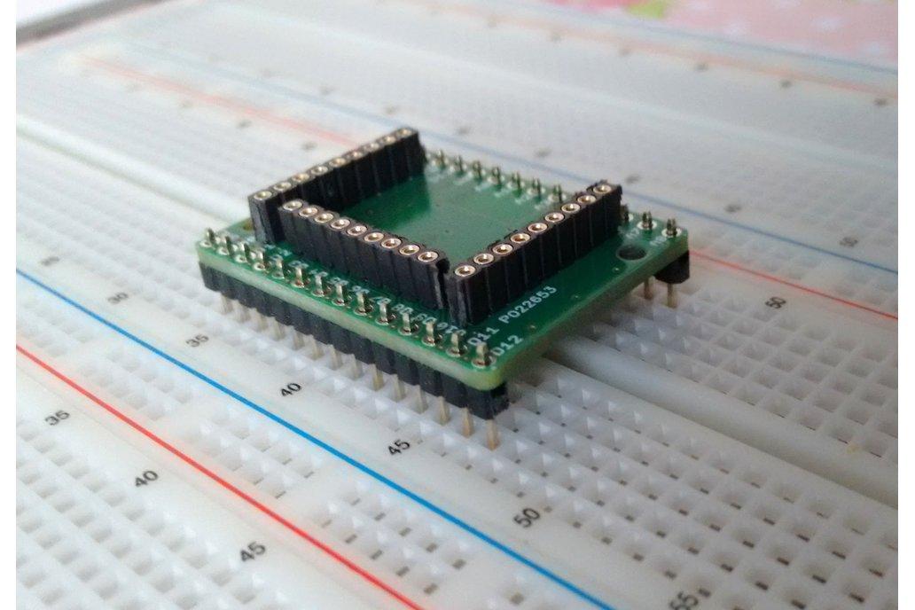 Breakout-Board (passive) for the WinoBOARD [Kit] 6