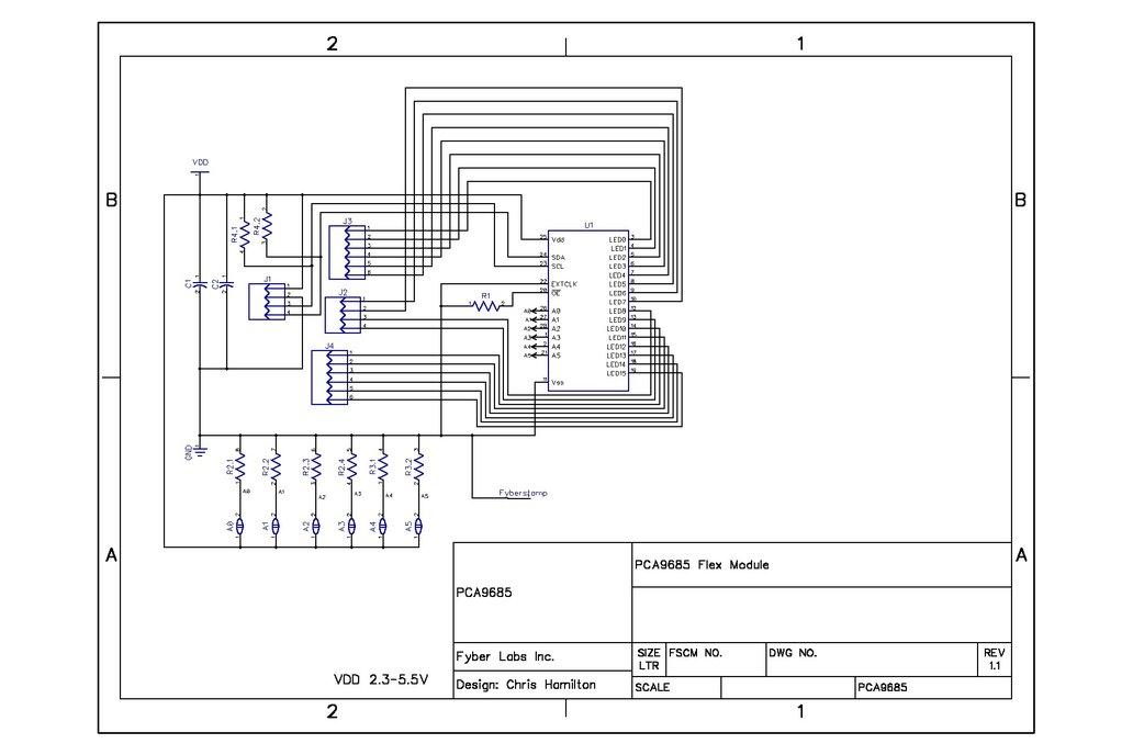 16CH ERM Haptic Flex Module 5