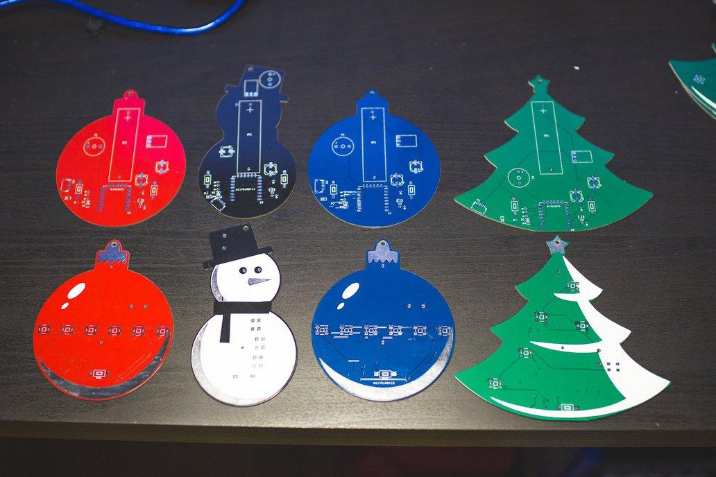 ESP Ornaments - IoT Ornaments - HIGH SLEEP CURRENT 1