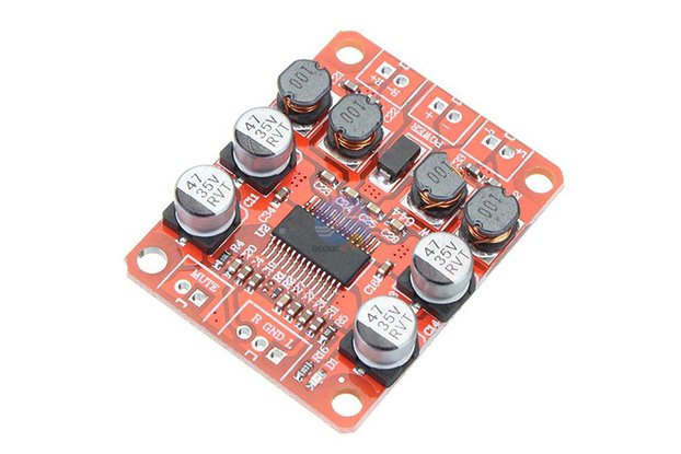 TPA3110 Audio Amplifier Board 2*15W Sound Board