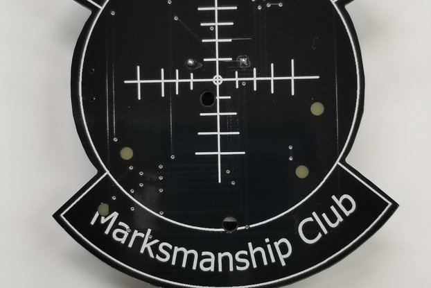 Celebration StormTrooper Marksmanship Badge