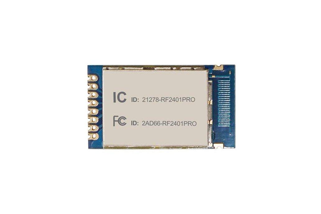 RF2401Pro 2.4G Wireless Module Nordic's nRF24L01+ 1