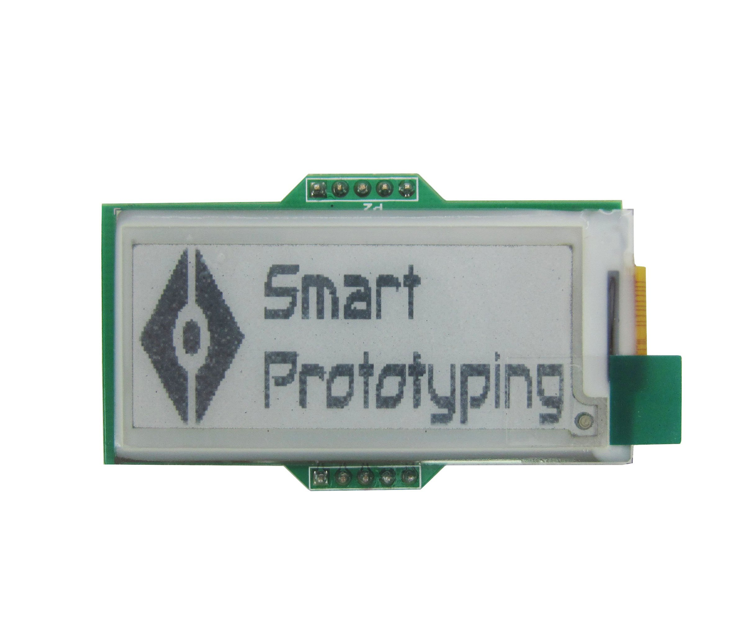 E Ink Paper Display Module 33v 204 Inch 177x72 From Smart Working Of Electronic Technology 1