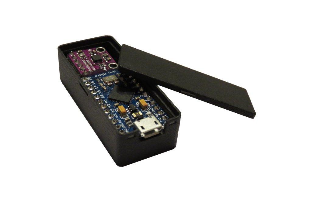 TrackIMU: Camera-free Head Motion Tracker 1
