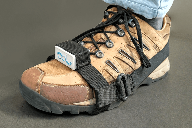 oblu - A Shoe Mounted Indoor GPS