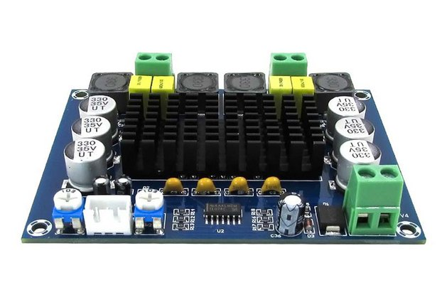 TPA3116 D2 Audio Amplifier Board Dual-channel