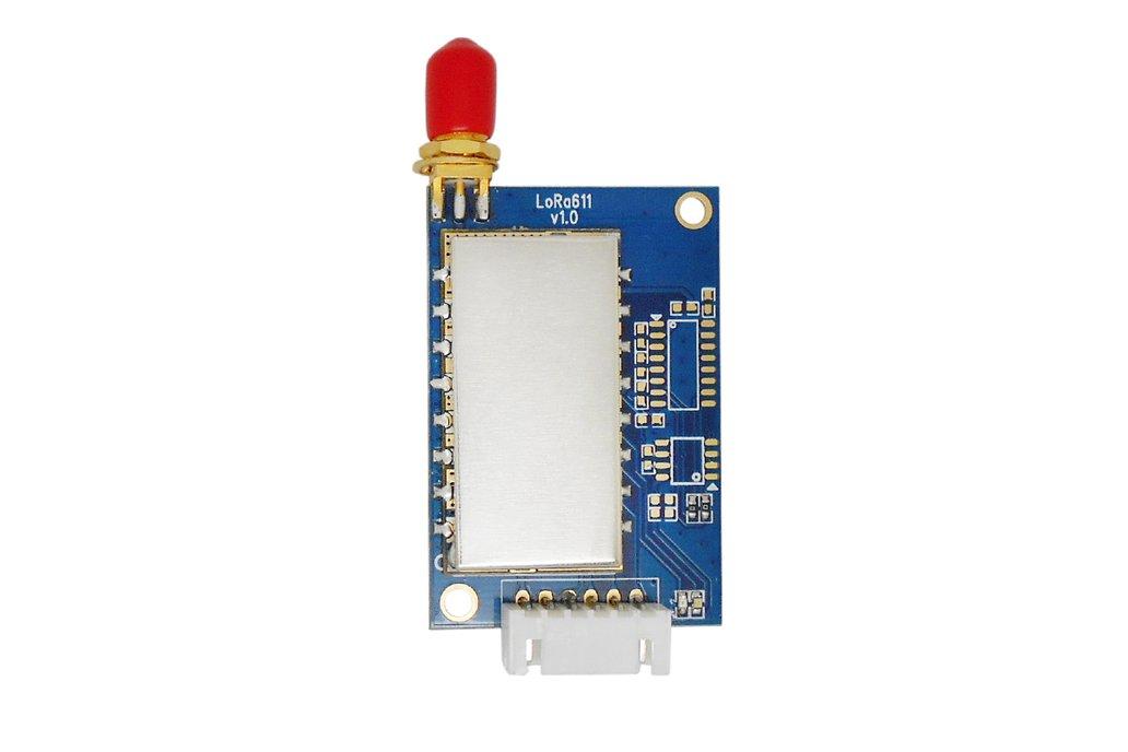 2pcs Lora611 433MHz TTL interface 100mW RF Module  3