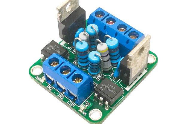 Aptinex Dual Channel Opto Isolated Triac Module