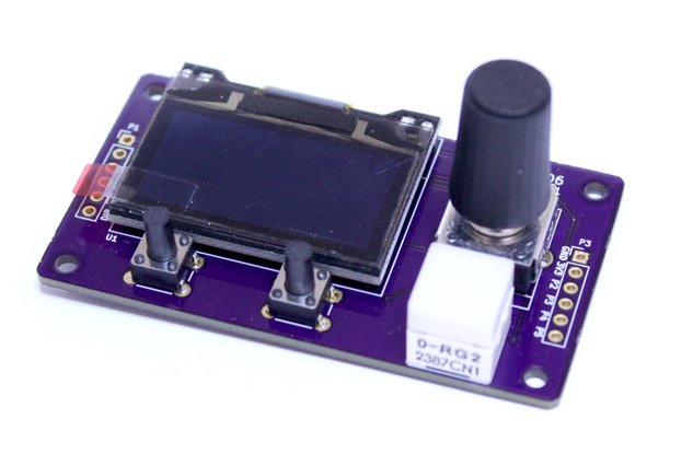OLED-1106 Front Panel Module