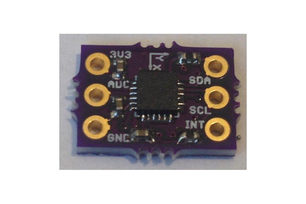 Wearable MPU9250 Nano Board 2