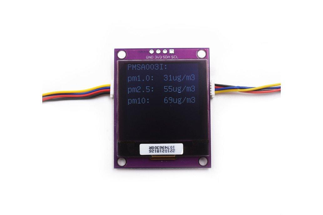 Zio Qwiic OLED Display (1.5inch, 128x128) 1