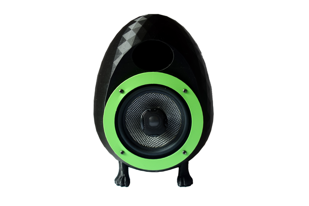 "5"" Inch Egg Speakers (DIY Kit)"