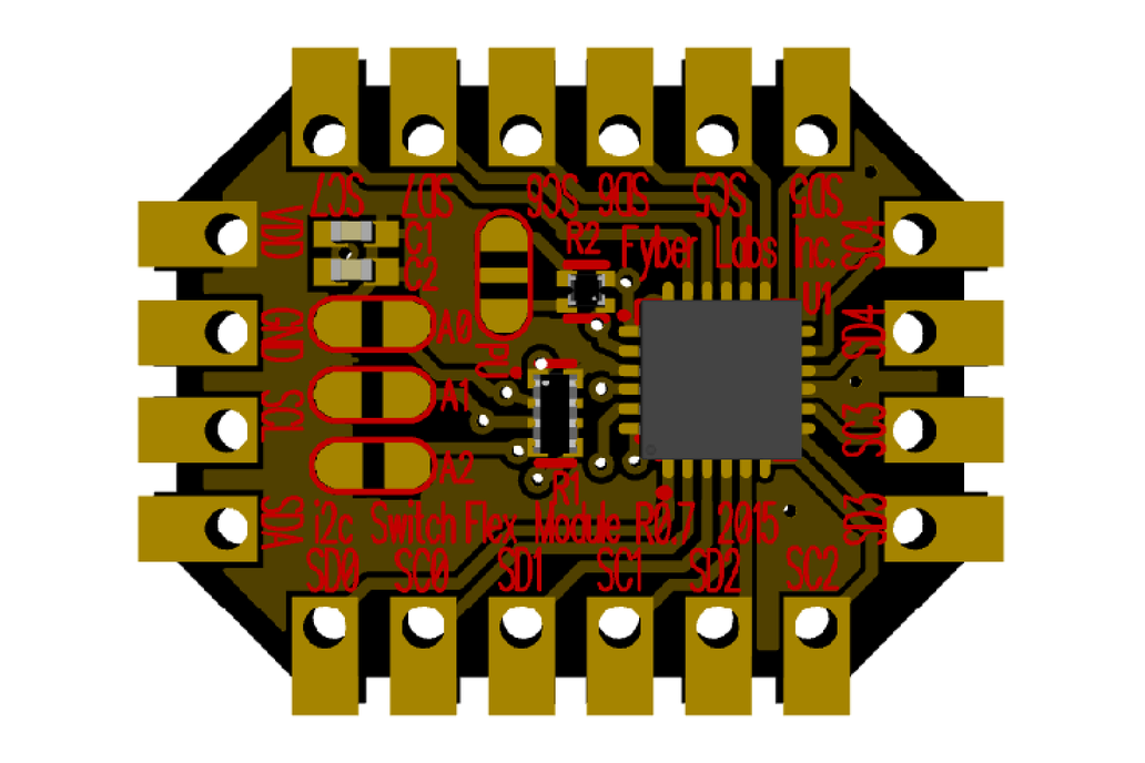 i2c Switch Flex Module 5