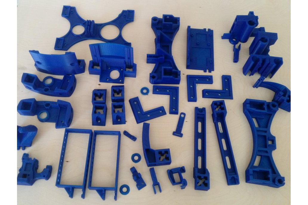 Reprap Wilson II complete 3D printer kit 8