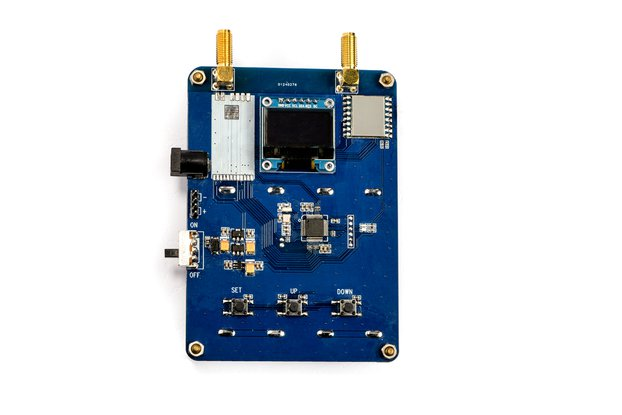 2PCS SX1280 2.4GHz LORA1280 Demo Board