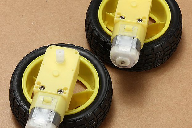 Robot Smart Car Wheel