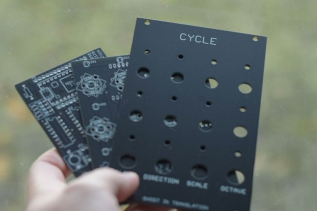 CYCLE (panel and pcb)