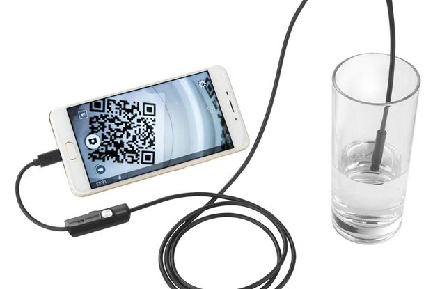 8mm Waterproof USB Mobile Phone Borescope