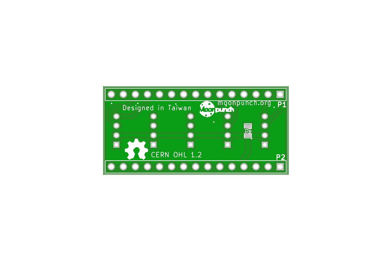 GroveHat for Arduino Nano