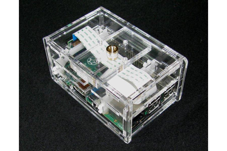 Raspberry Pi B+ Camera Case