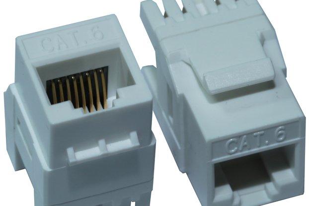 Jack RJ45 Cat6 Ethernet RJ45 Connectors