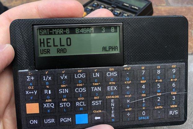 PX41C an HP41C Hardware Emulator