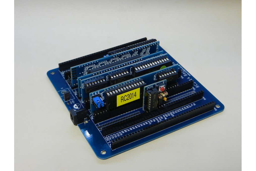 RC2014 Classic - Homebrew Z80 Computer Kit 1