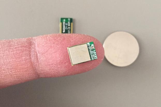 Nano size ANT+, Bluetooth5, ARM M4F, 30 I/O module