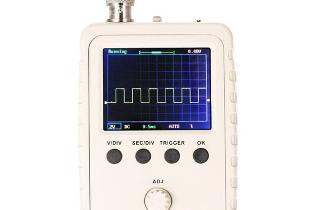 DSO Shell (DSO150) Oscilloscope DIY