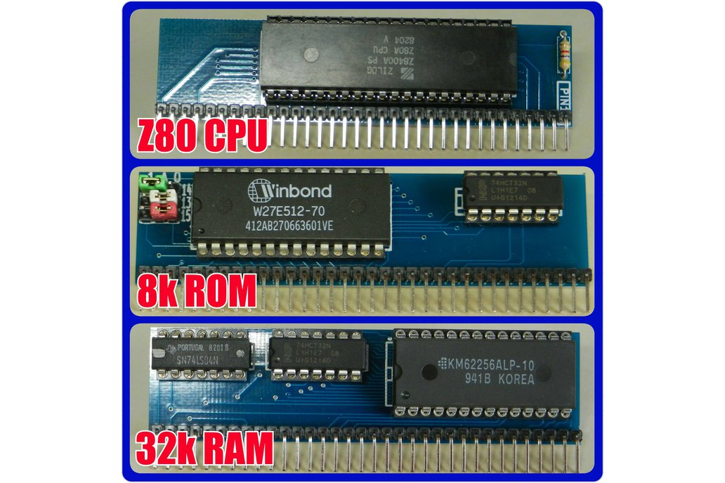 RC2014 Classic - Homebrew Z80 Computer Kit 6