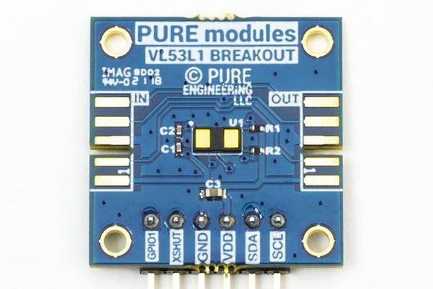 PUREmodules - VL53L1 Distance Sensor