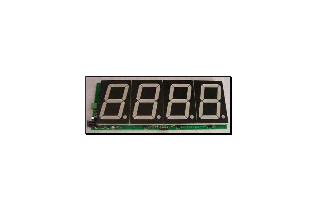 """PICLinkRS  4 Segment 2.75"""" Wireless Display 1"""