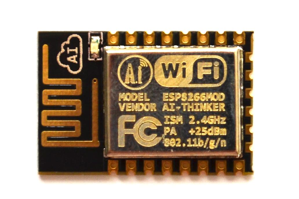 ESP-12E Surface Mount Module (ESP8266) 1